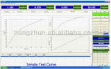 Machine d'essai avec le rapport des essais et le logiciel TM2101