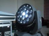 Свет краски 19 глаз Moving головной с светом этапа функции СИД сигнала