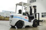 Chariot élévateur japonais d'essence de Nissan K25 2.5tons