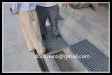 Por inmersión en caliente galvanizado ISO9001 Gully Grate