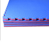 Couvre-tapis d'exercice d'étage de mousse d'EVA Taekwondo de centre de forme physique de sûreté pour des concours