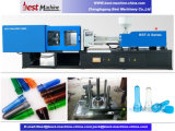 Alta calidad y botella de agua Cap Injection Molding Making Machine de Low Price Plastic Manual