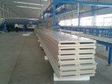 Панель крыши панелей сандвича PU конструкционные материал изоляции жары составная изолированная