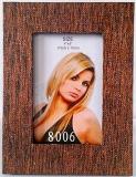 4 x 6 pulgadas marcos de cuadros especial del cuero
