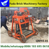 Concrete mobile Brick Making Machine con Highquality