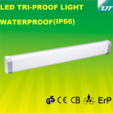 Cer genehmigte der 1200mm Tri-Beweis LED lineare Lichter 40watt IP66