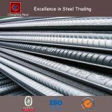 ASTM A615 Rang 40 60 70 Versterkt Misvormd Staal