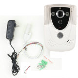 GSM Function Waterproof IP55 Remote Network Home BuildingのHD 720p WiFi Wireless Video Door Phone Doorbell IntercomのウシWd1