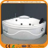Petite baignoire intérieure de 135 * 135 hydro massage (CL-336)