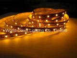 Cer EMC LVD RoHS zwei Jahre der Garantie-, gelbes LED-flexibles Streifen-Licht
