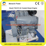 Deutzディーゼル機関(Deutz F3L912エンジン)