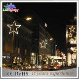 LED 태양 거리 훈장 축제 크리스마스 폴란드 빛