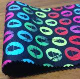 Неопрен высокого качества напечатанный Pogs для Swimwear (STNB-049)