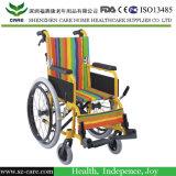 뇌성 마비 사람들 휠체어를 위한 아이들 알루미늄 휠체어