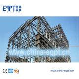Estructura de acero de la alta subida