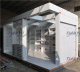 Cabine de alumínio elegante e portátil da feira profissional