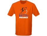 T-shirt promotionnel de la France de 2016 Mens en gros (A042)