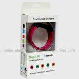 Hete het Verkopen Slimme Manchetten Bluetoothsport met Afgedrukt Embleem (4005)