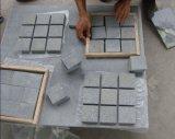 Bush ha martellato il granito di pietra della pietra per lastricati G654 della strada del cubo