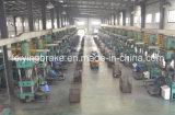 Китайское изготовление для сверхмощной обкладки тормоза тележки (WVA: 19933 BFMC SV/42/2)
