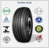 Tous les pneus radiaux en acier de camion et de bus avec le certificat 315/70r22.5 (GR662 GR678) de CEE