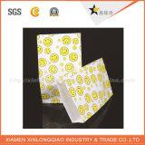 Sacco di carta di alta qualità del reticolo su ordine della pittura a olio