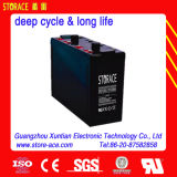 Deep Cycle AGM Battery 2V 1200ah Maintenance Free Battery