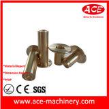Matériel de machinerie de précision en aluminium OEM