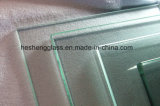 10mm Clear Toughened Tempered Glass para Hand Rail
