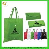 Bolso plegable no tejido que hace compras reutilizable de Eco (100510)
