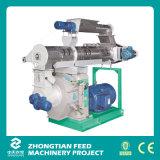 공장은 직접 기계를 만드는 나무 토막/톱밥을 공급한다
