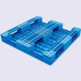 Flat Double Sides Welding Plastic Pallet (ZG-1111 8 강철)