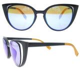 Las gafas de sol del ojo de gato de la manera polarizaron las gafas de sol del comerciante de China de las gafas de sol