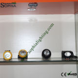 Populäre IP68 drahtlose LED Bergbau-Mützenlampe 2 Jahre Garantie-