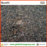 Granito indiano naturale del Brown dello zaffiro per le mattonelle di Wall&Floor