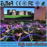 Visualización de LED a todo color de interior del precio bajo P6