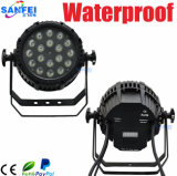 18PCS 10W RGBW LED Outdoor PAR Light