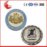 Подгонянный торговец монетки Dealerbrass монетки металла высокого качества латунный