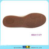 Новые ботинки шлюпки кожи конструкции