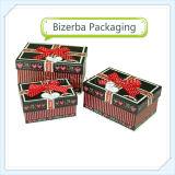 Heiße Verkaufs-Pappe farbiger Geschenk-Kasten für das Verpacken