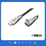 Zwarte Gold Plug 3m HDMI Cable 1080P