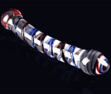 Кристаллический игрушка секса Dildo для женщин Ij-Bl007