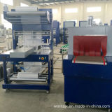 Wd-250A Semi-Auto PET Shrink Film Wrapping Machine für Drinking Water