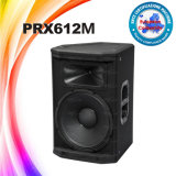 PRX612M 12 pulgadas Etapa Powered altavoces del monitor