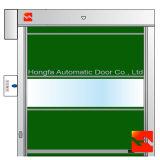 Быстрые PVC мастерской упаковки автоматические свертывают вверх двери (HF-32)