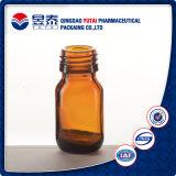 20ml/30ml/50ml/75ml/100ml/150ml Pharmaceutical Amber Glass Bottle für Oral Liquid