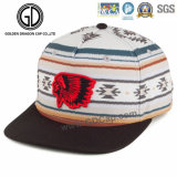 Fashion Flat Bill Nouveau style Era Sports Snapback Cap