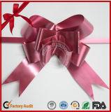 Pre-Сделанные смычки тяги тесемки бабочки для украшения венчания