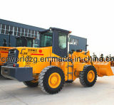 4WD Wheel Loader, 3ton Loading Weight