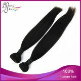 Чернокожих женщин человеческие волосы девственницы длиной прямо дешевые индийские